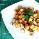 Brassói aprópecsenye csirkéből