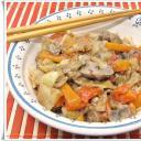 Édes-savanyú csirkemáj wokban
