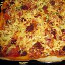 Gyulais pizza