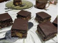Köles brownie